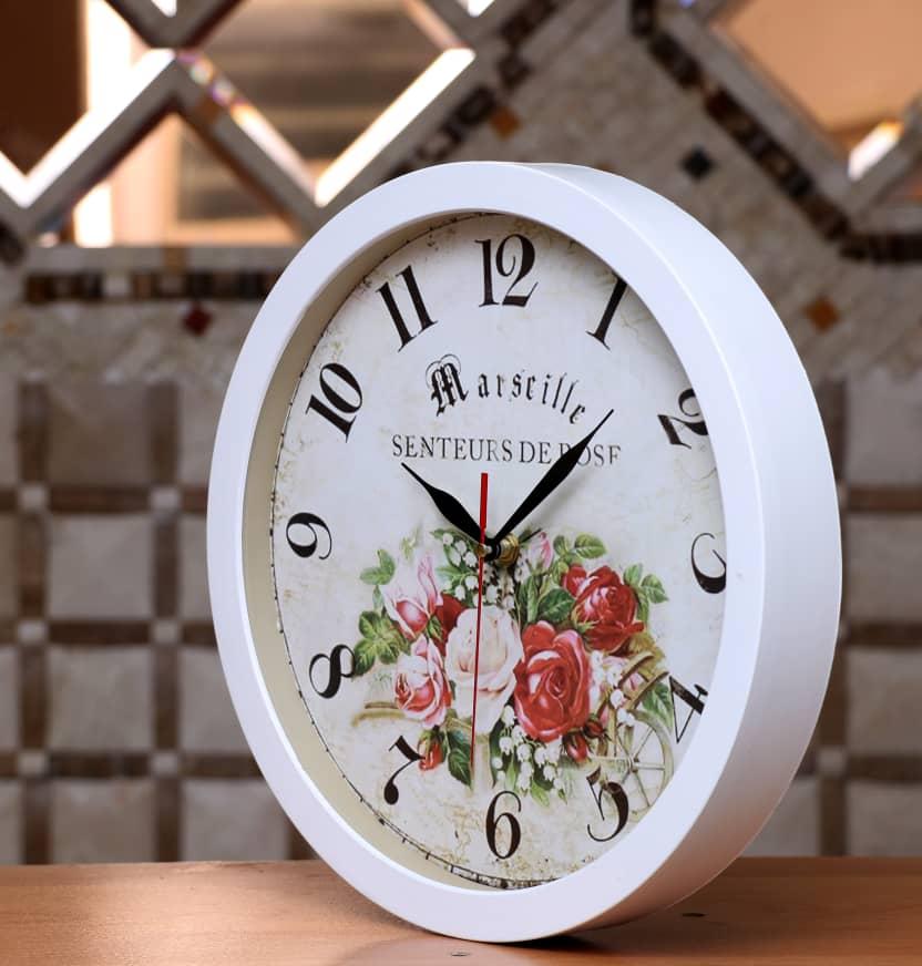تولید انواع ساعت دیواری