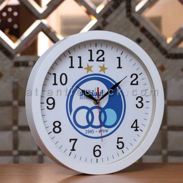 ساعت دیواری گرد استقلال سایز 41