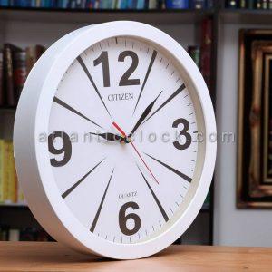 ساعت دیواری گرد خطی سایز 31