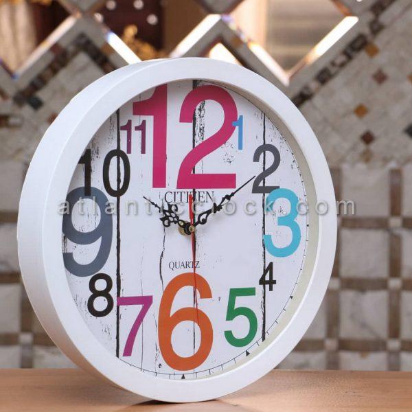 ساعت دیواری گرد پاریس سایز 31