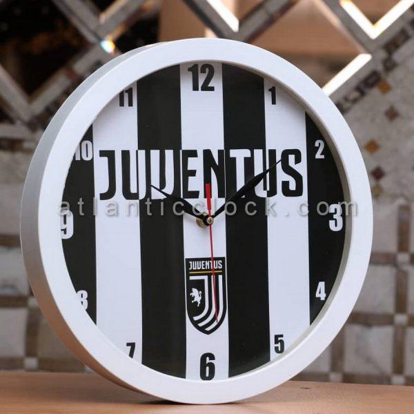 ساعت دیواری گرد یوونتوس سایز 41