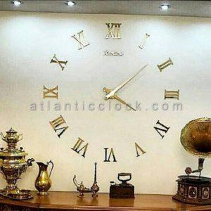 ساعت پازلی اعداد رومی