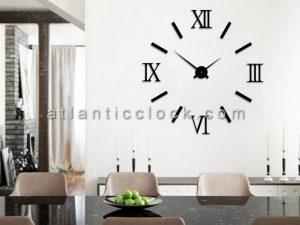 ساعت دیواری پازلی